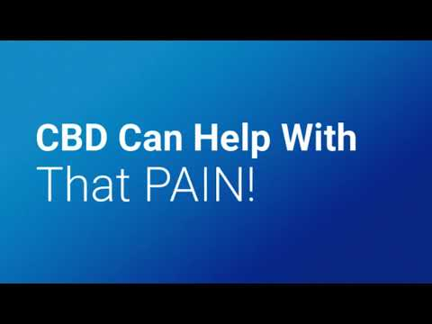CBD helps with Sports Pain